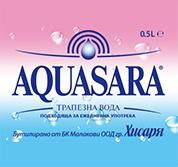 "Трапезна вода ''AQUASARA"""