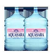 "Трапезна вода ""Аквасара"" 19 литра"