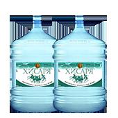 """Минерална вода """"Хисаря"""" 19 литра"""