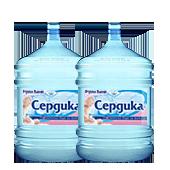 Трапезна вода Сердика 19 литра